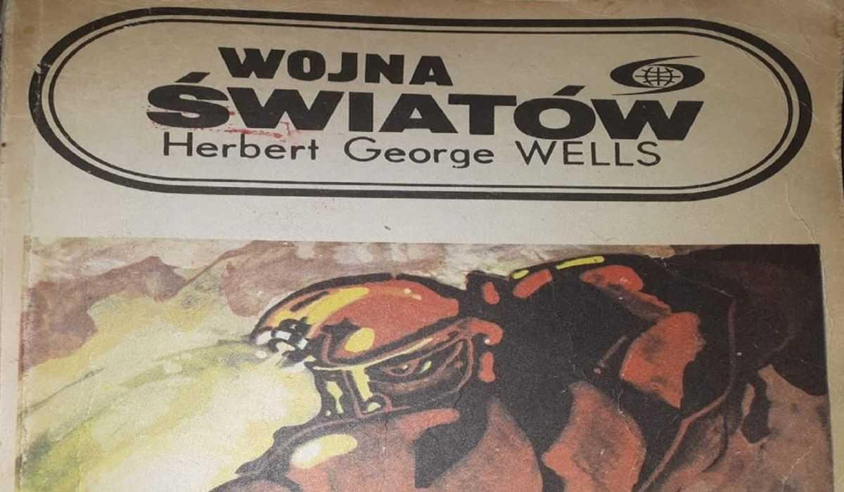 Wojna światów H.G. Wells