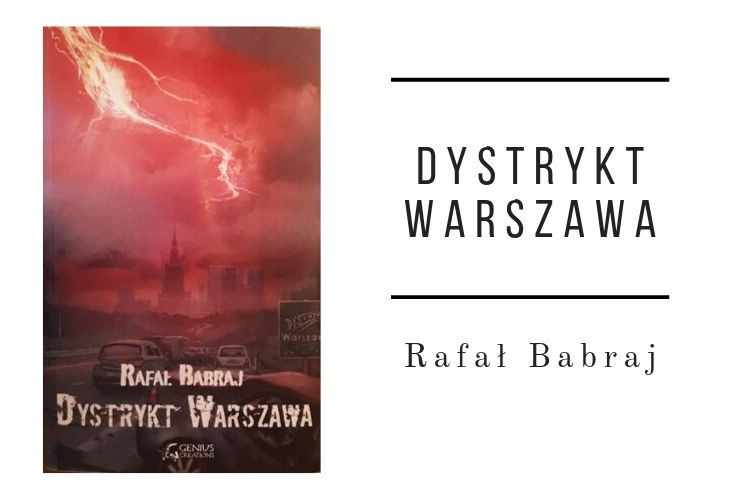 Dystrykt Warszawa Rafal Babraj