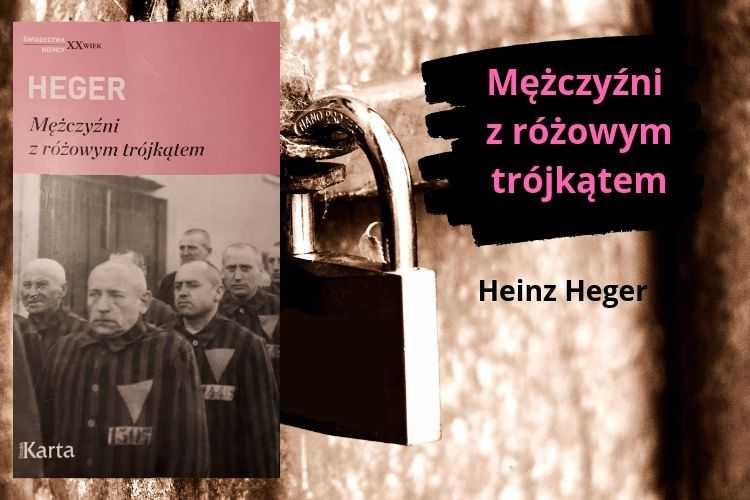 Mezczyzni z rozowym trojkatem Heinz Heger