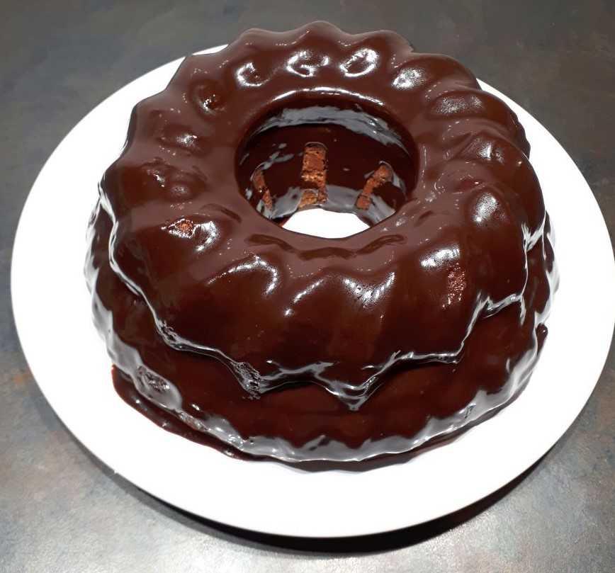 Ciasto bananowo-czekoladowe 05