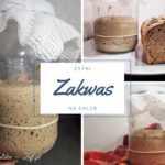 Zakwas na chleb zytni