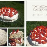 Tort bezowy Dacquoise